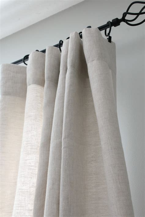 where to hang curtains how to hang curtains and drapes clean and scentsible