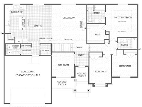 cambridge homes floor plans cambridge home floor plan visionary homes