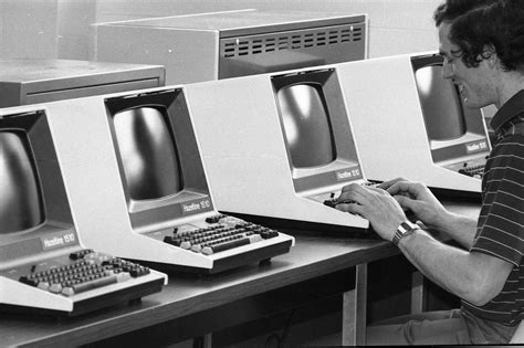 On the Cutting edge: Computing and the early days of