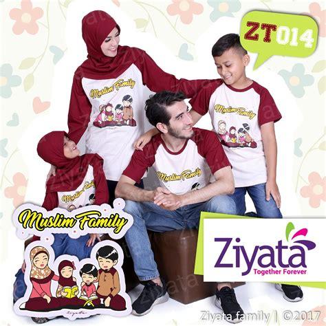 Kaos Family kaos ziyata