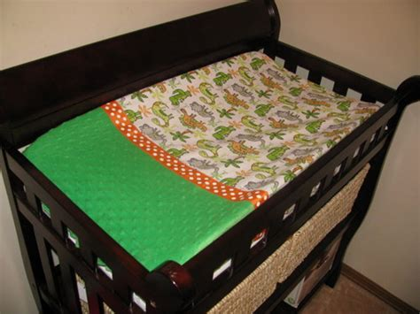 Changing Table Mattress Cover Variation Of The Changing Table Mattress Cover Totally Stitchin