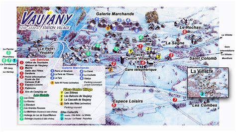 Location d'appartements à la Villette de Vaujany Domaine skiable de l'Alpe d'Huez
