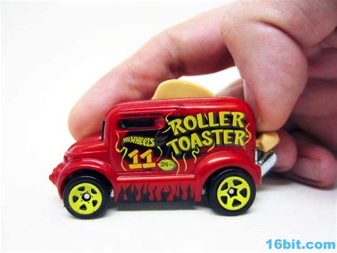 Tm Hotwheels Roller Toaster 16bit figure of the day review mattel wheels roller toaster die cast metal vehicle