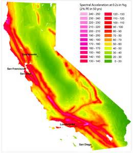 seismic hazard mapping of california considering site effects