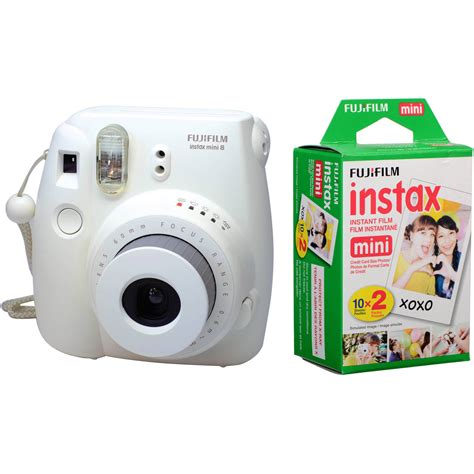 Fujifilm Instax Mini fujifilm instax mini 8 instant with pack of b h