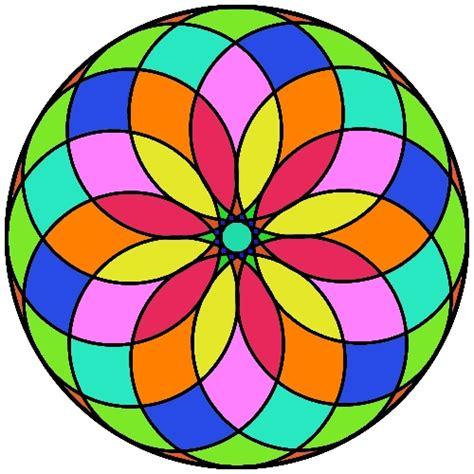 imagenes figurativas simetricas mate ticas y arte creaci 243 n de mandalas en la clase de