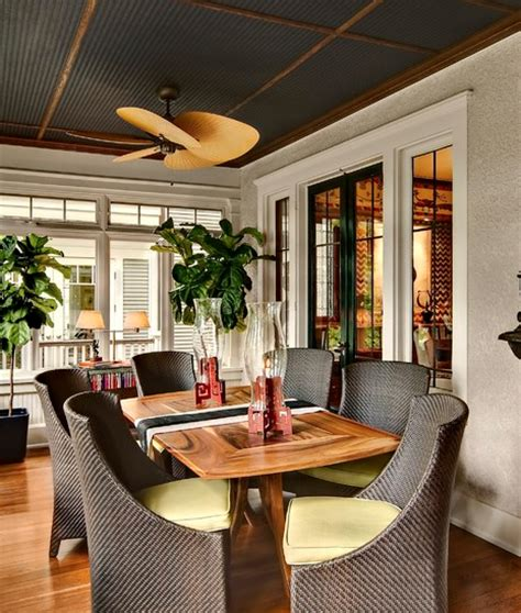Sunroom Ceiling Fans by Sunroom Ceiling Fan Plants Chairs Decorating