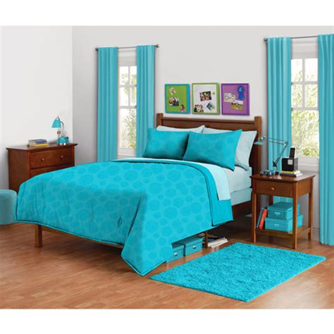 your zone comforter set mink mum peacock plume walmart com