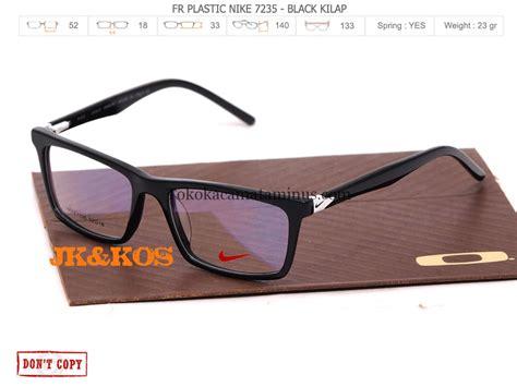 Jual Kacamata Minus Pria by Jual Kacamata Nike Minus 7235 Terbaru Untuk Pria Frame