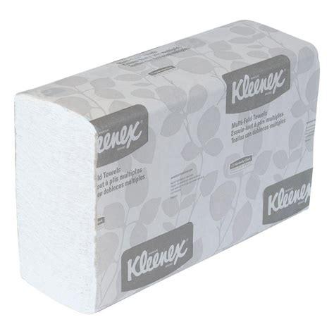 Multi Fold Paper Towels - kleenex multifold paper towels 150 pack kcc01890 the