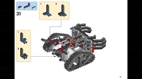 tutorial lego mindstorm ev3 pdf lego mindstorms ev3 31313 gripp3r building instructions