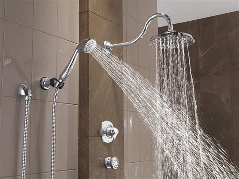 how to install a shower head in a bathtub install shower head extension arm image bathroom 2017