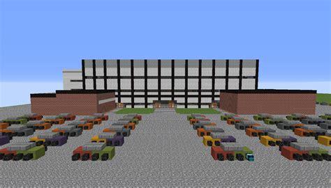 school minecraft map colerain high school map creation minecraft worlds curse
