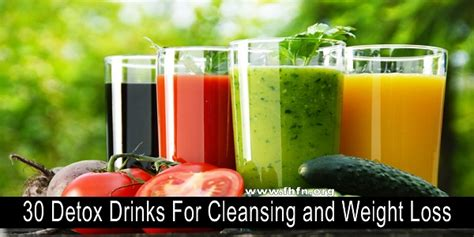 30 Detox Drinks For Cleansing by 30 Detox Drinks For Cleansing And Weight Loss Smoocing