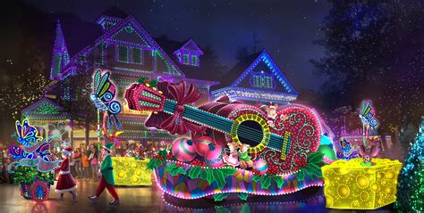 images of christmas festival new christmas parade announced for dollywood smoky
