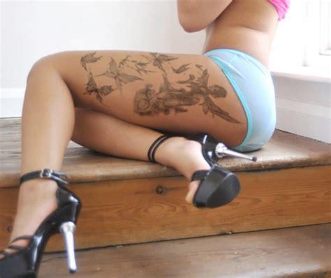tattoo designs for girls on legs 101 so flirty leg tattoos designs to increase the heat