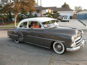 1951 chevrolet styleline for sale autos post