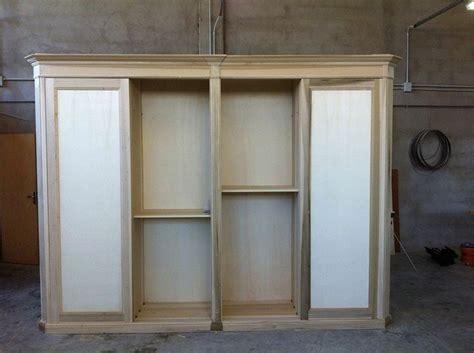 costruzione armadio legno 17 migliori idee su la costruzione di un armadio su