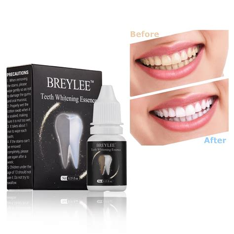 ml liquid whitening teeth essence oral hygiene cleaning
