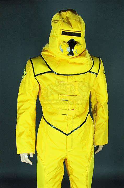 Haz Mat Suits by Yellow Hazmat Suit Prop Store Ultimate Collectables