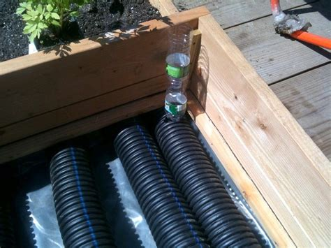 portable micro garden pmg  irrigated raised beds