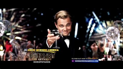 Abc News Sweepstakes - gma s great gatsby vip getaway sweepstakes video abc news