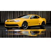 Transformers 4 Bumblebee Camaro First Look Previews 6th Gen 2016