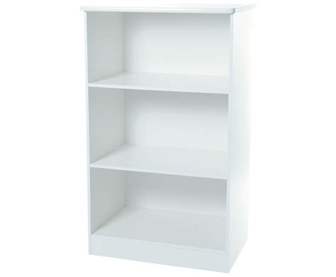 Warwick Childrens White Bookcase Childrens White Bookcase