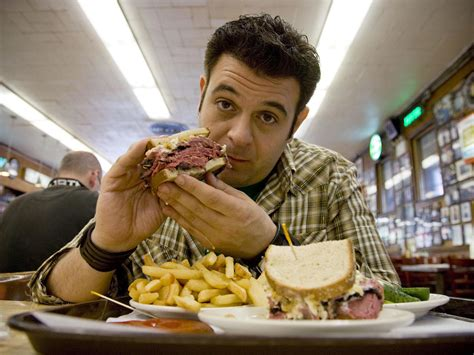 vs food what happened when adam richman from vs food visited my restaurant the independent