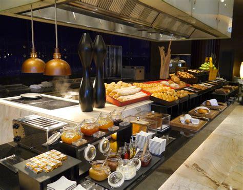 Breakfast Buffet At Fazaris The Address Downtown Dubai Breakfast Buffet