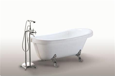 vasca piedini margherita vasca da bagno freestanding con