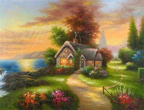colorfu houses painting 352 best images about mark keathley on pinterest