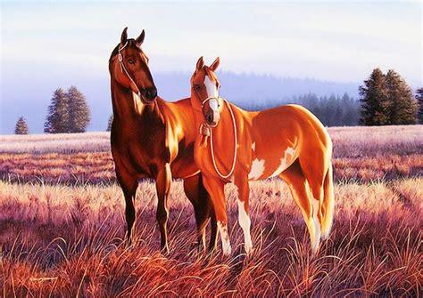 imagenes artisticas de pintores famosos cuadros modernos fotos de caballos hermosos
