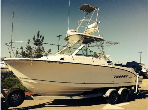 used trophy boats for sale in california trophy boats for sale in california