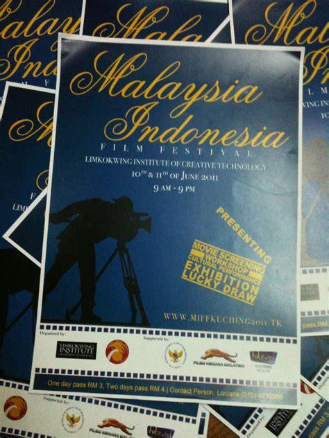 film malaysia indonesia malaysia indonesia film festival by frendy wijaya at