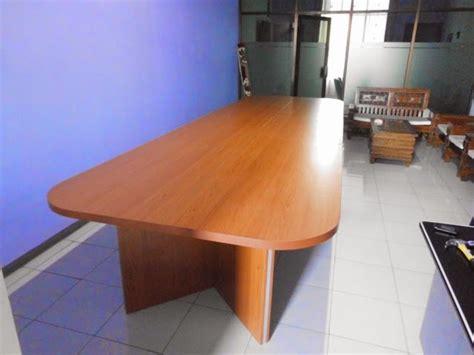 Meja Conference meja rapat meja meeting untuk 10 orang conference