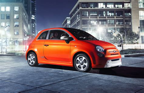 new 2014 fiat 500e brings you joyrides machinespider