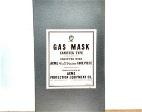 gas mask etsy