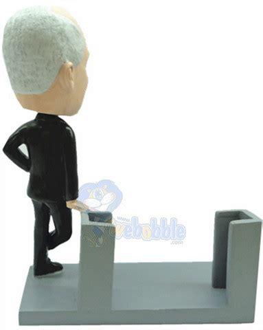 bobblehead holder business card holder malepersonalized bobblehead doll