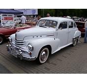 1951 Opel Kapitan  Information And Photos MOMENTcar