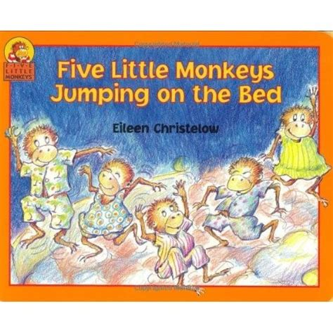 4 little monkeys jumping on the bed 40 best images about children s books old school on