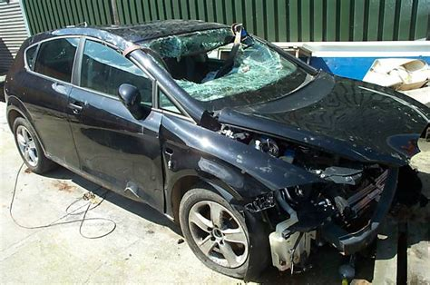 buying a new car after total loss how to fix a damaged car