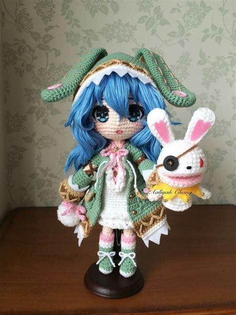 amigurumi anime crochet amigurumi doll anime crochet amigu