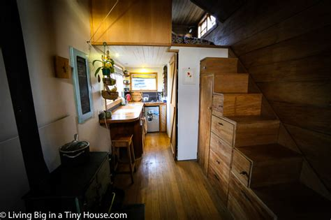 Tiny House Closet by What Is A Tiny House Living Big In A Tiny House