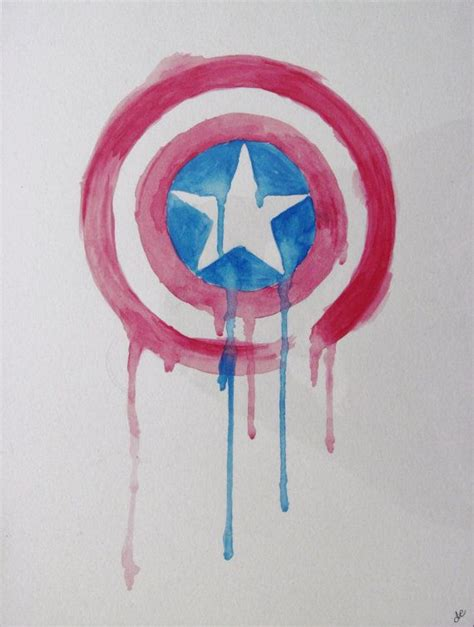 Water Escudo 20 best 20 captain america ideas on