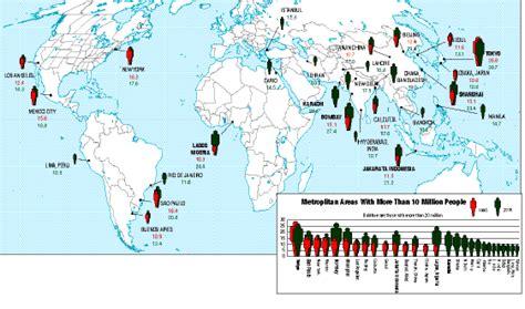 megacities world map file mega cities 1997 gif wikimedia commons