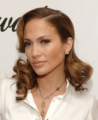old fashioned hairstyles for long hair jennifer lopez hairstyle celebrity inspirations for