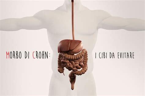 morbo di crohn alimenti vietati 187 cibi da evitare con il morbo di crohn
