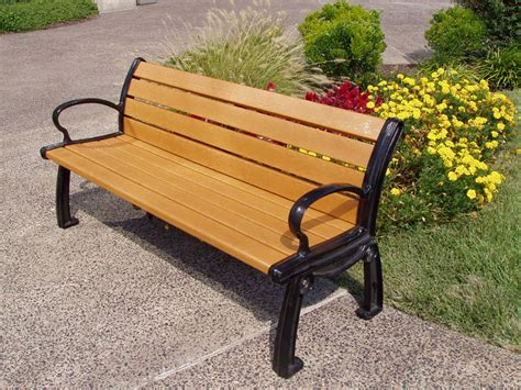 park bench sale heritage bench