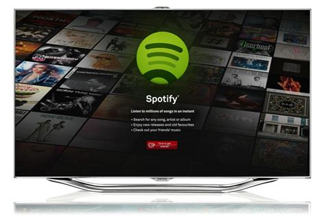 Schöner Fernsehen by Samsung Bringt Spotify Ins Fernsehen